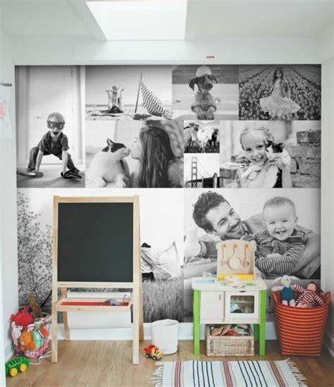 schlafzimmer ideen wandgestaltung fotowand 1001 ideen f 252 r fotowand interessante wandgestaltung