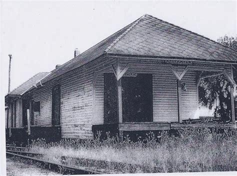 apopka seaboard air  railroad depot  riches
