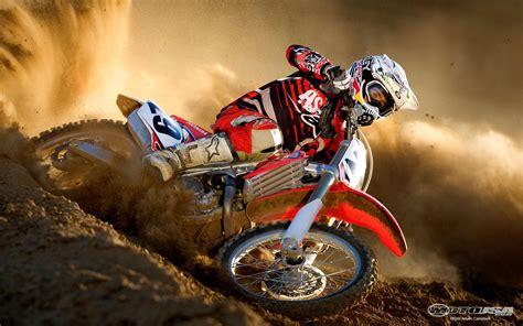 Honda Motocross Wallpaper by Honda 450 Motocross Wallpapers Hd 930 Wallpaper