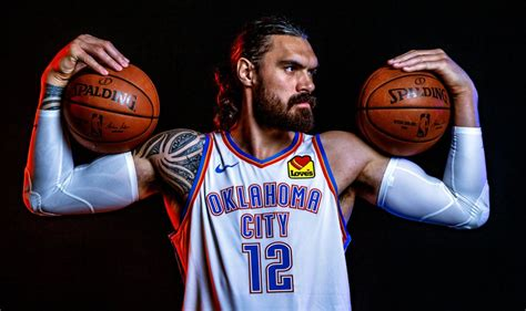 Report: OKC Thunder on verge of trading Steven Adams to ...