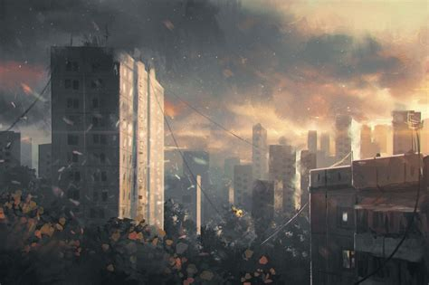 artwork futuristic apocalyptic wallpapers hd desktop