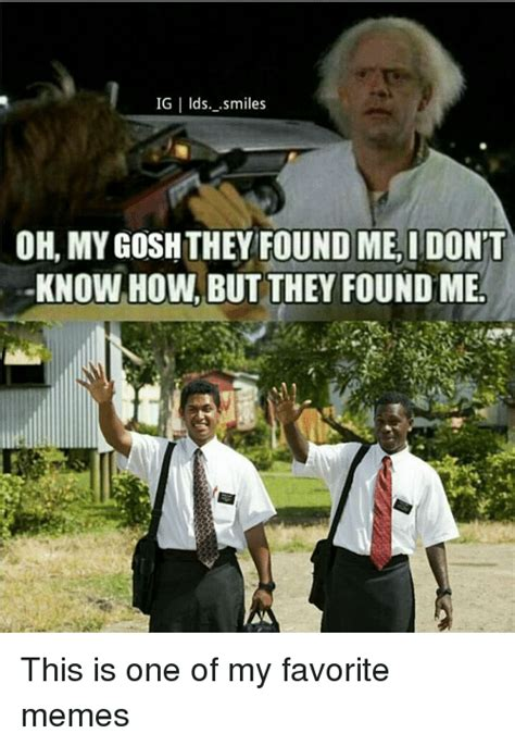 Lds Memes - hilarious mormon missionary memes that sum up a life as a missionary
