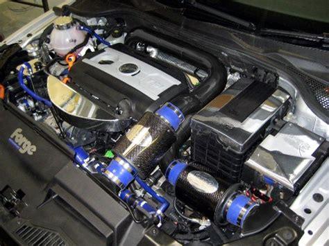 twintake induction kit  golf mk gti air filter