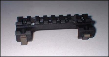 hk   cetme scope mount  weaver rail  sale  gunauctioncom