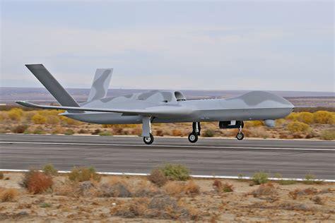 General Atomics Predator C Avenger ER Makes First Flight ...