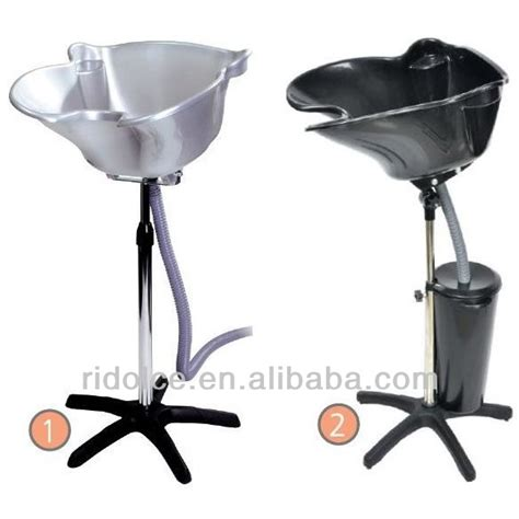 portable shoo basin with hair wash equipment