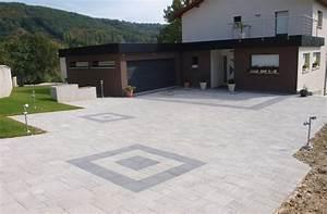 Dalle pour allee de garage 14 photos de pierre for Dalle pour allee de garage