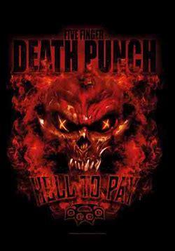 lpgi  finger death punch fabric posters  wall