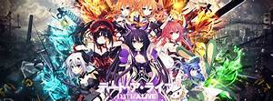Date A Live Speculation #1 – Anime Reviews and Lots of ...