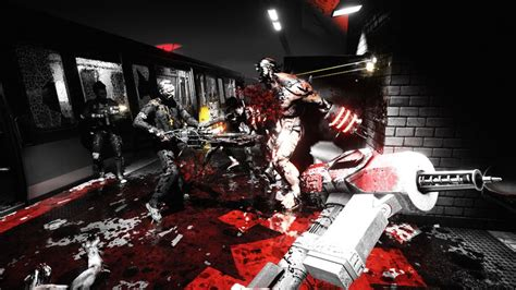 killing floor 2 nvidia flex экшен игра killing floor 2 с поддержкой новых технологий nvidia flex