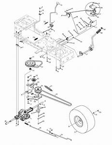 Yard Machine 638rl Belt Diagram