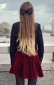 Tie And Dye Marron : 1001 fa ons d 39 adopter la coloration des cheveux tie and dye ~ Melissatoandfro.com Idées de Décoration