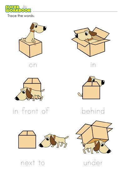 prepositions of place worksheet printable preposition 671 | 26555a8532f9420aa3e9bf2be0cab98a