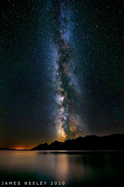 Our Milky Way Galaxy Space Pinterest