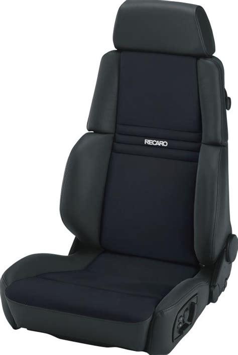 recaro si e auto recaro comfort seat orthopad universal thmotorsports