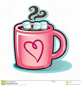 Mug clipart cocoa - Pencil and in color mug clipart cocoa
