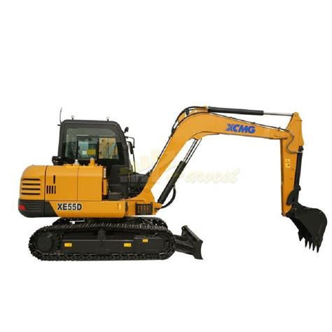 ton xed mini excavator  cummins engine