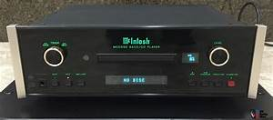 McIntosh MCD550 SACD/CD Player - SHIP WORLDWIDE Photo ...
