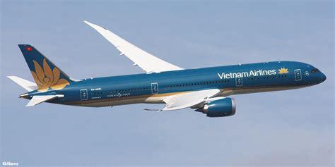 vietnam airlines flight review heathrow  ho chi minh