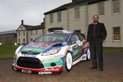 2011 Ford Abu Dhabi Fiesta Rs Wrc Rally Car Review