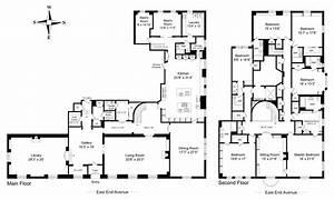midweek floor plan porn 120 east end avenue variety With gracie mansion floor plan