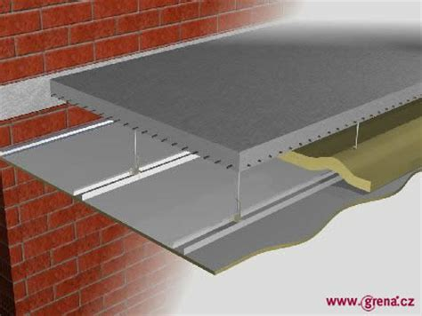 Grena EN   Floor and roof   reinforced concrete