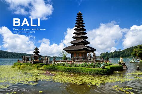 Everything You Need To Know About Bali
