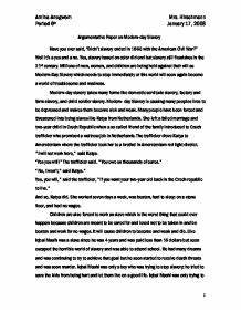 Essay On High School Dropouts Modern Day Slavery Essay For Kids Writers For Research Papers Essay Examples For High School Students also Apa Sample Essay Paper Modern Day Slavery Essay Art Dissertation Ideas Modern Day Slavery  Example Of An Essay Proposal