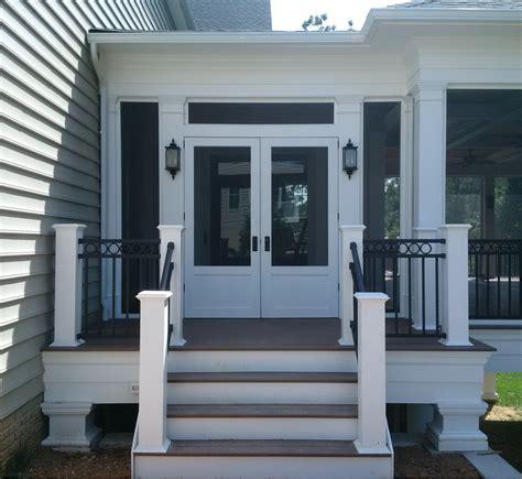 verande design screen porch design ideas maryland
