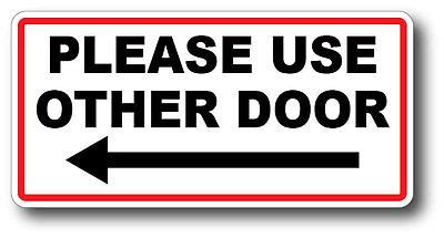 use other door sign signs furniture signs d 233 cor restaurant catering