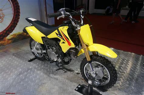 suzuki motorcycles  auto expo  team bhp