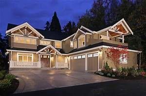 painted-garage-doors-Exterior-Traditional-with-balcony