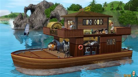 Boat Plans Minecraft by Minecraft Houseboat Gallery