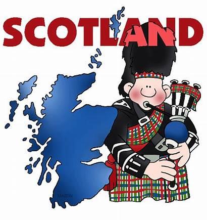 Scotland Clipart Funny Highland Espemoreno Picasa Britain
