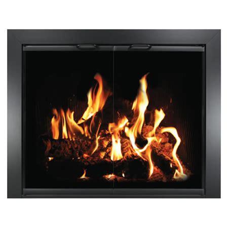 woodland direct fireplace doors chalet fireplace glass door woodlanddirect