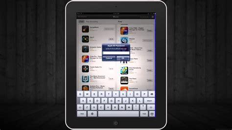 como bajarinstalar aplicaciones gratis  ipad ipad  ipad  ipad mini ipad retina