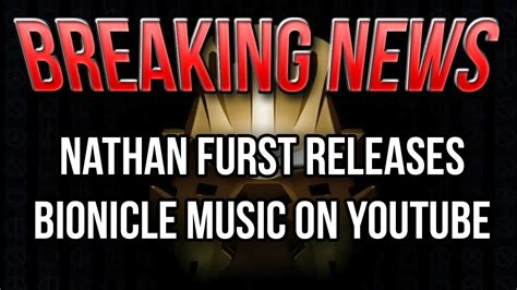Nathan Furst Releases Bionicle Music