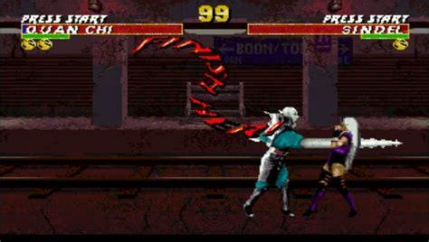 Mortal Kombat Revelations (rom Hack