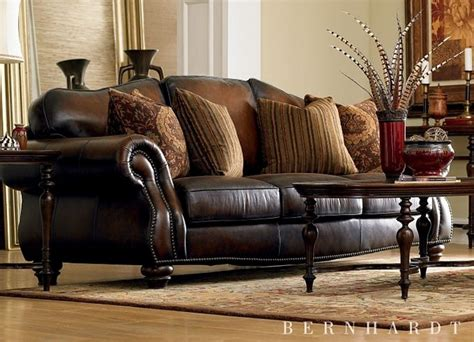 havertys bernhardt leather sofa pin by shaneil wright on for the home pinterest