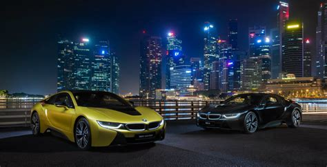 Bmw I8 Protonic Frozen Yellow Edition Now Available In