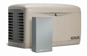 Kohler 20kw Standby Generator Package With Complete