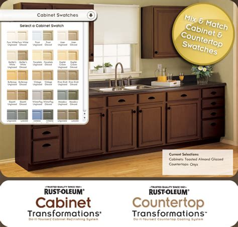 Rustoleum Cabinet Transformations Colors by Tool Rust Oleum Cabinet Transformations 174 A