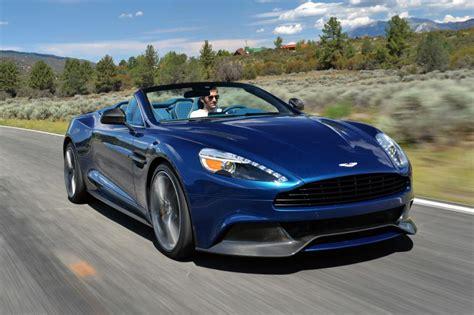 Cost Of Aston Martin Vanquish by Aston Martin Vanquish Volante Review Price And Specs Evo