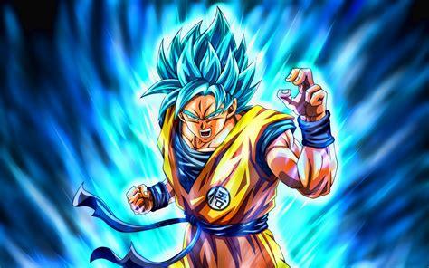 descargar fondos de pantalla super saiyajin azul la ira