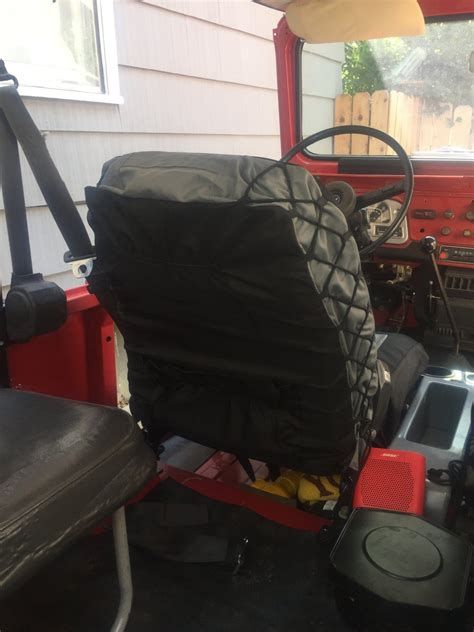 Trailgear Low Back Seat Covers From Cabelas  Ih8mud Forum