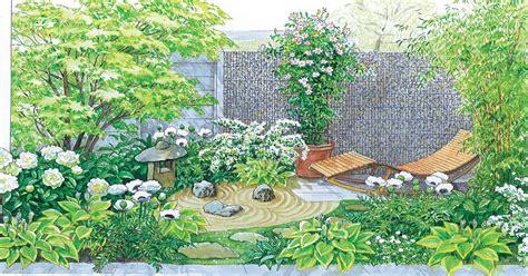 gestaltungsideen fuer einen kleinen reihenhausgarten mein