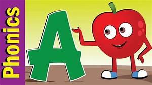 Interactive Charts For Preschool Phonics Song For Kids Alphabet Phonics Fun Kids