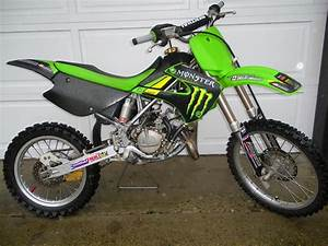 Kawasaki Kx100 Service Manual And Owners Manual  2001-2007