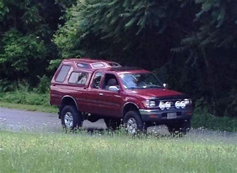 Toyota Tacoma Shell by 1995 5 Toyota Tacoma Sr5 5 Speed With A Custom Matched