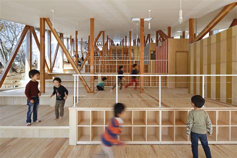 Hakusui Nursery School  Yamazaki Kentaro Design Workshop